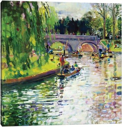 Glad Green Summer, 1997 Canvas Art Print