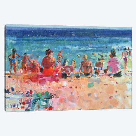 Lazy Sunny Afternoon Canvas Print #BMN11744} by Peter Graham Canvas Art