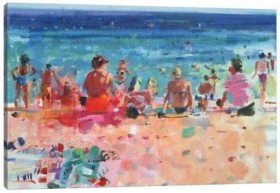 Lazy Sunny Afternoon Canvas Art Print