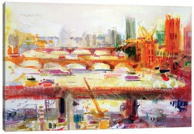 Monet's Muse, 2002 Canvas Art Print
