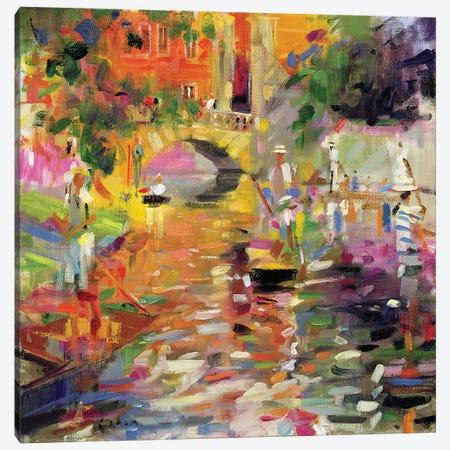Summer Heat Canvas Print #BMN11773} by Peter Graham Canvas Artwork