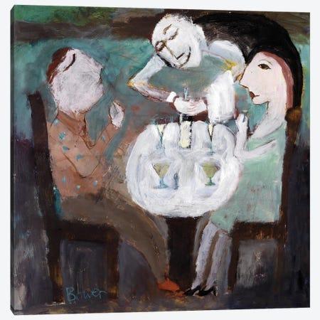 Gooseberry Fool, 2007 Canvas Print #BMN11810} by Susan Bower Canvas Art Print