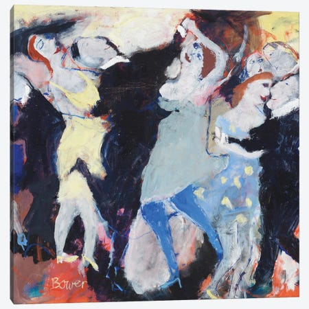 Tomfoolery, 2009 Canvas Print #BMN11818} by Susan Bower Canvas Art Print