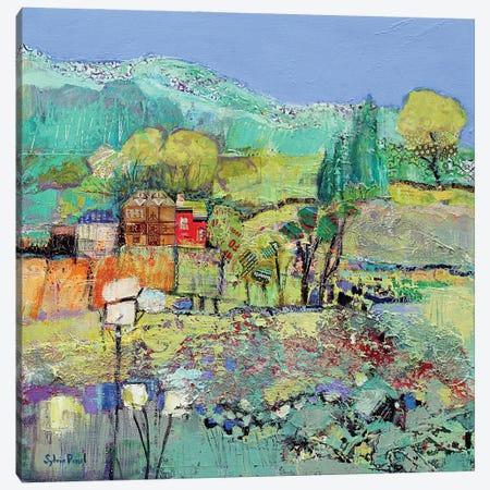 A Calm Day Canvas Print #BMN11822} by Sylvia Paul Canvas Art
