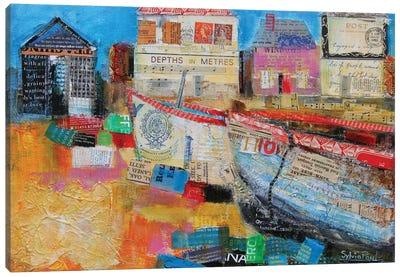 Old Fishing Boats, 2013 Canvas Art Print