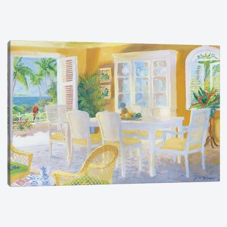 Caribbean Coffee Canvas Print #BMN11840} by William Ireland Canvas Wall Art