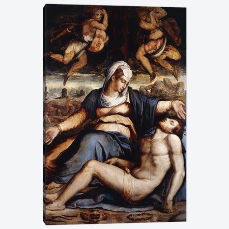 The Pieta, C.1542 Canvas Print #BMN11879} by Giorgio Vasari Art Print