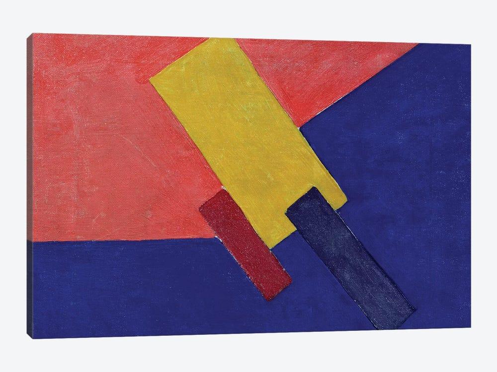 Composition, 1918 (oil on canvas) by Olga Vladimirovna Rozanova 1-piece Art Print