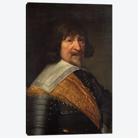 Sir Daniel Balfour, C.1635 Canvas Print #BMN11947} by Jan Anthonisz Van Ravesteyn Canvas Wall Art