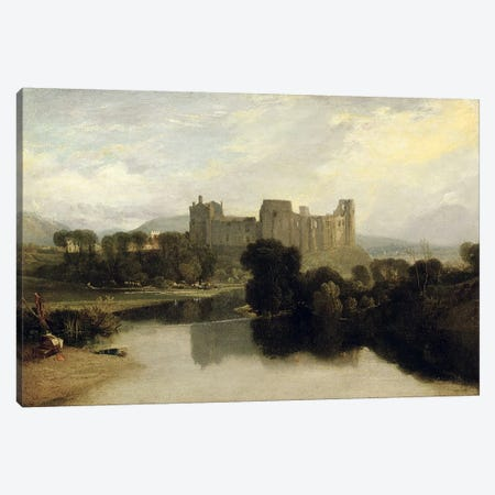 Cockermouth Castle, c.1810 Canvas Print #BMN1196} by J.M.W. Turner Canvas Art Print