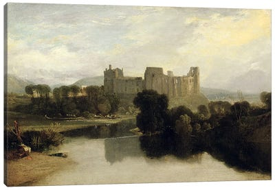 Cockermouth Castle, c.1810 by J.M.W Turner Canvas Art Print