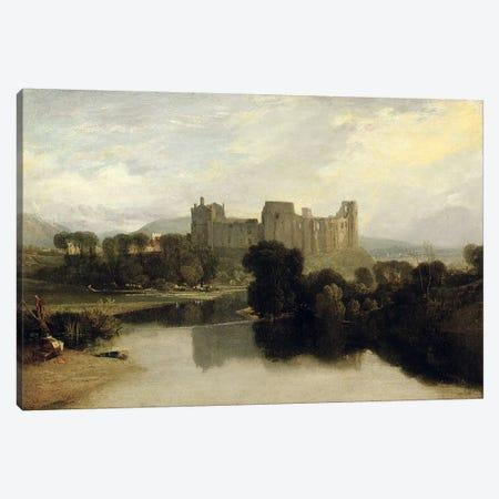 Cockermouth Castle, c.1810 Canvas Print #BMN1196} by J.M.W. Turner Canvas Art Print