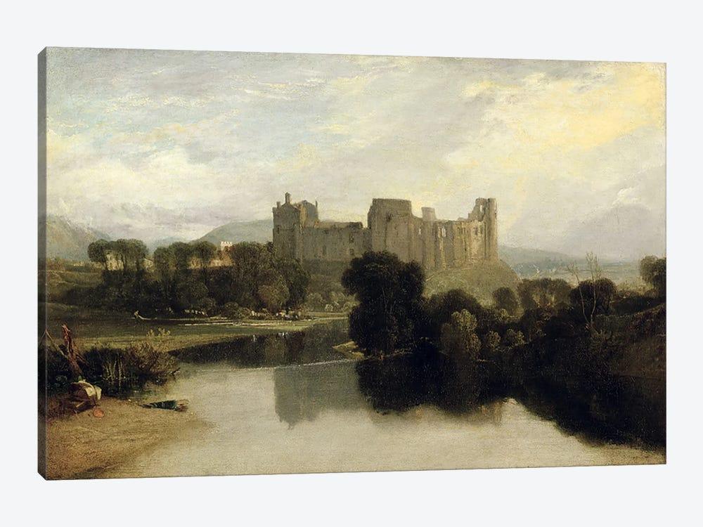 Cockermouth Castle, c.1810 by J.M.W. Turner 1-piece Canvas Art Print
