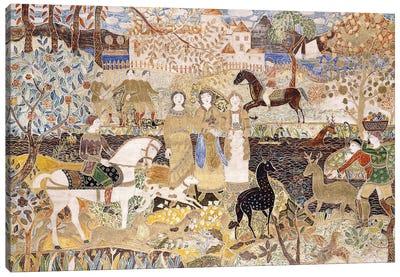 The Spirit Of The Hunt, Canvas Art Print