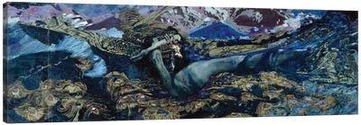 Demon Cast Down, 1902 Canvas Art Print
