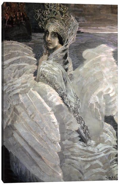 The Swan Princess, 1900 Canvas Art Print