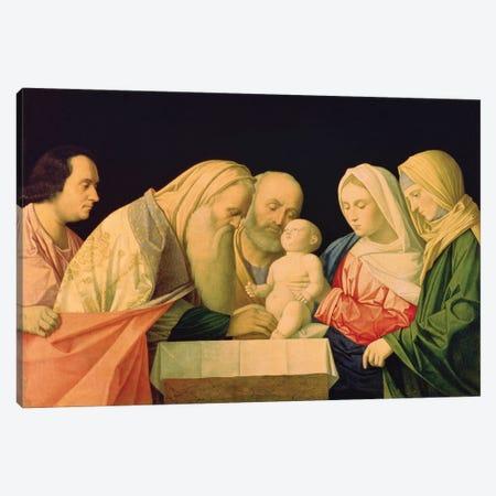 The Circumcision Canvas Print #BMN12139} by Vincenzo Di Biagio Catena Canvas Wall Art