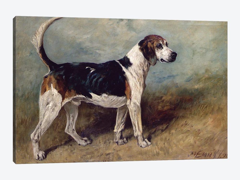 Moonstone, 1895 by John Emms 1-piece Canvas Artwork