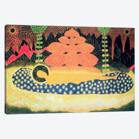 Composition, 1908  Canvas Print #BMN1273} by Kazimir Severinovich Malevich Canvas Print
