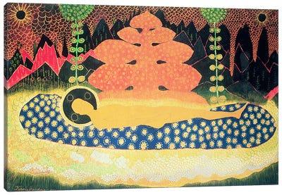 Composition, 1908  Canvas Art Print