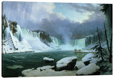 Niagara Falls Canvas Art Print