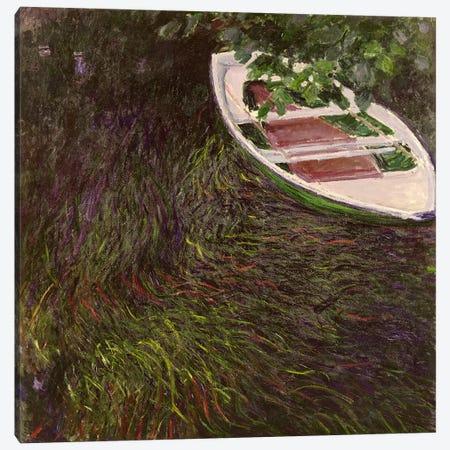 The Rowing Boat, c.1889-1890  Canvas Print #BMN1307} by Claude Monet Canvas Artwork