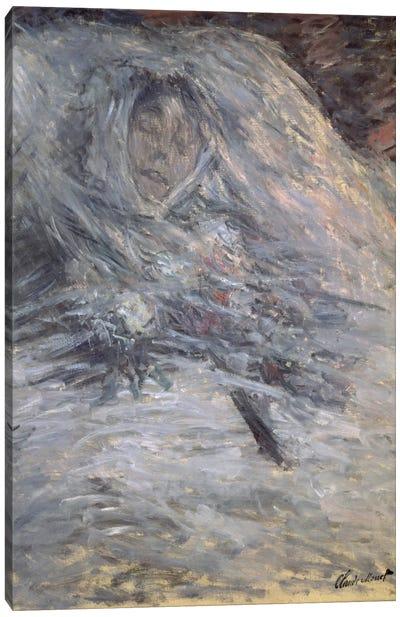 Camille Monet  Canvas Print #BMN1316