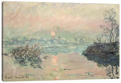 Sunset, 1880 Canvas Print #BMN1326