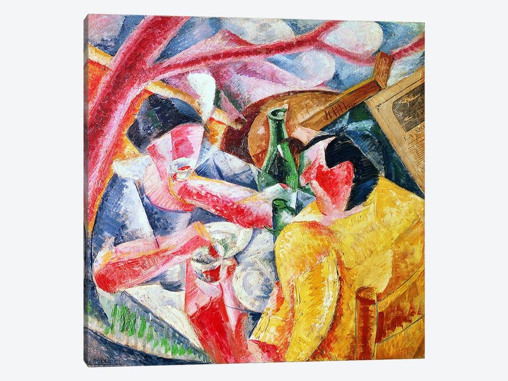 Under the Pergola at Naples, 1914 by Umberto Boccioni 1-piece Art Print