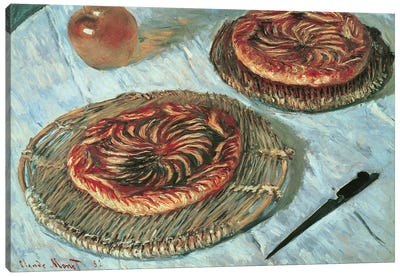 Fruit Tarts, 1882  Canvas Art Print