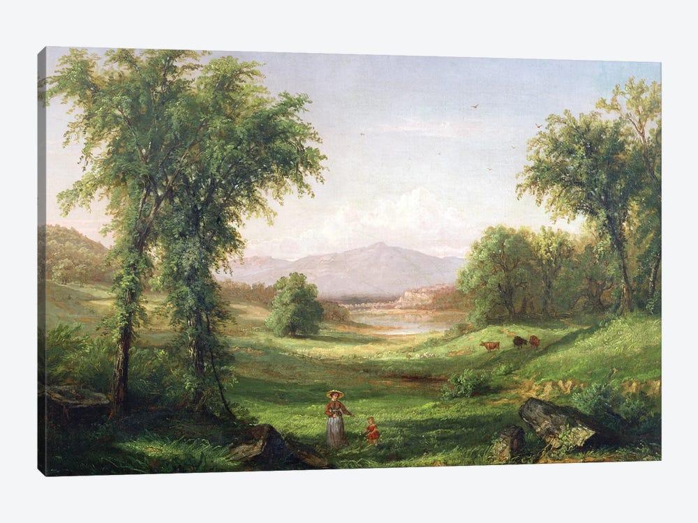 New Hampshire landscape  by Samuel Colman 1-piece Canvas Wall Art
