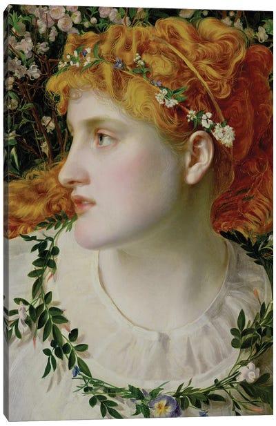 Perdita c.1866  Canvas Art Print