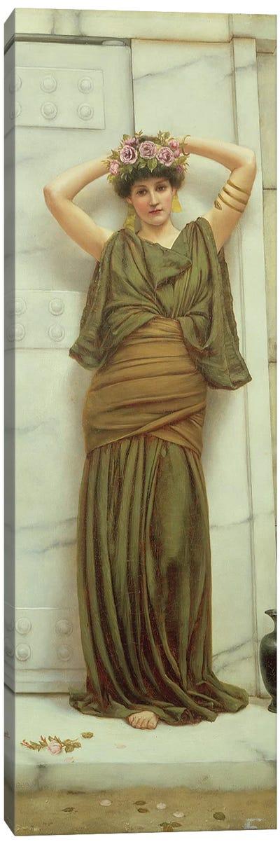Ianthe, 1889  Canvas Art Print