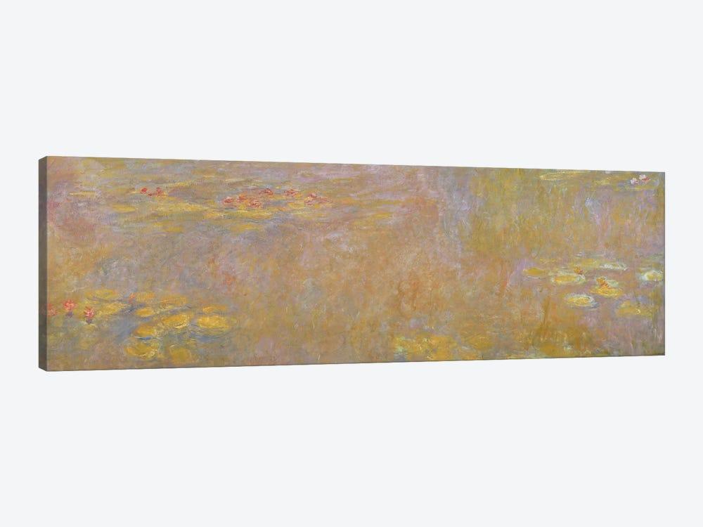 Waterlilies, after 1916  by Claude Monet 1-piece Art Print