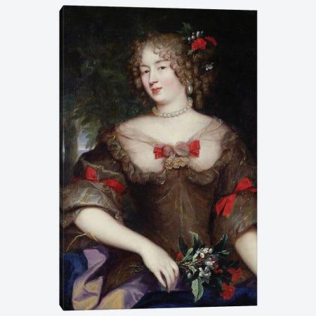Francoise de Sevigne  Canvas Print #BMN1468} by Pierre Mignard Canvas Wall Art