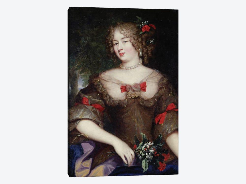 Francoise de Sevigne  by Pierre Mignard 1-piece Canvas Art