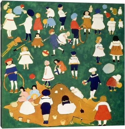 Children, 1908  Canvas Art Print