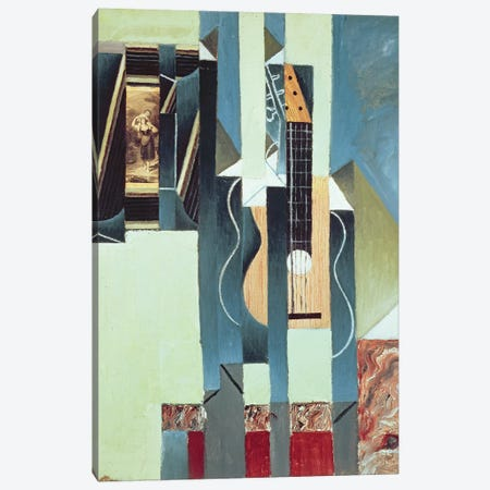 Untitled  Canvas Print #BMN1517} by Juan Gris Canvas Art Print