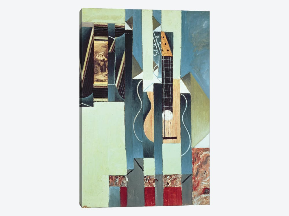 Untitled  by Juan Gris 1-piece Canvas Print