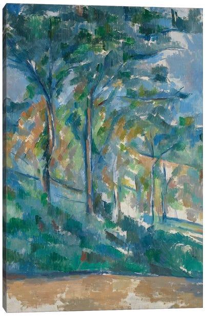 Landscape, c.1900  Canvas Art Print