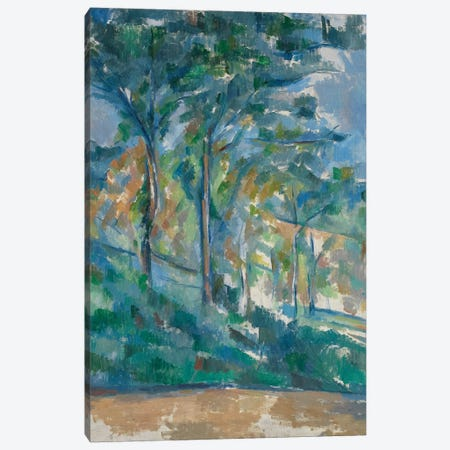 Landscape, c.1900  Canvas Print #BMN1523} by Paul Cezanne Canvas Art Print