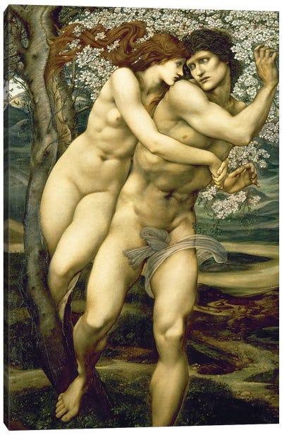 The Tree of Forgiveness, 1881-82  Canvas Art Print