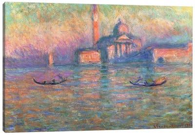 San Giorgio Maggiore, Venice, 1908  Canvas Art Print