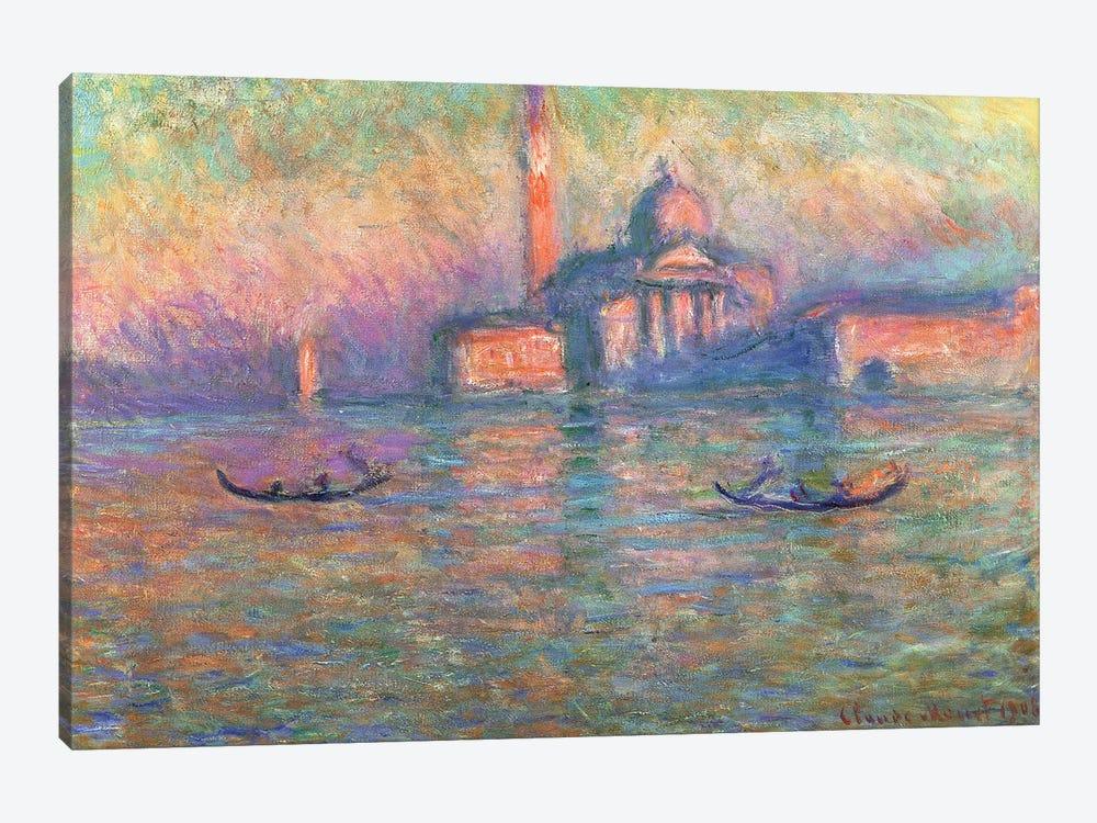 San Giorgio Maggiore, Venice, 1908  by Claude Monet 1-piece Art Print