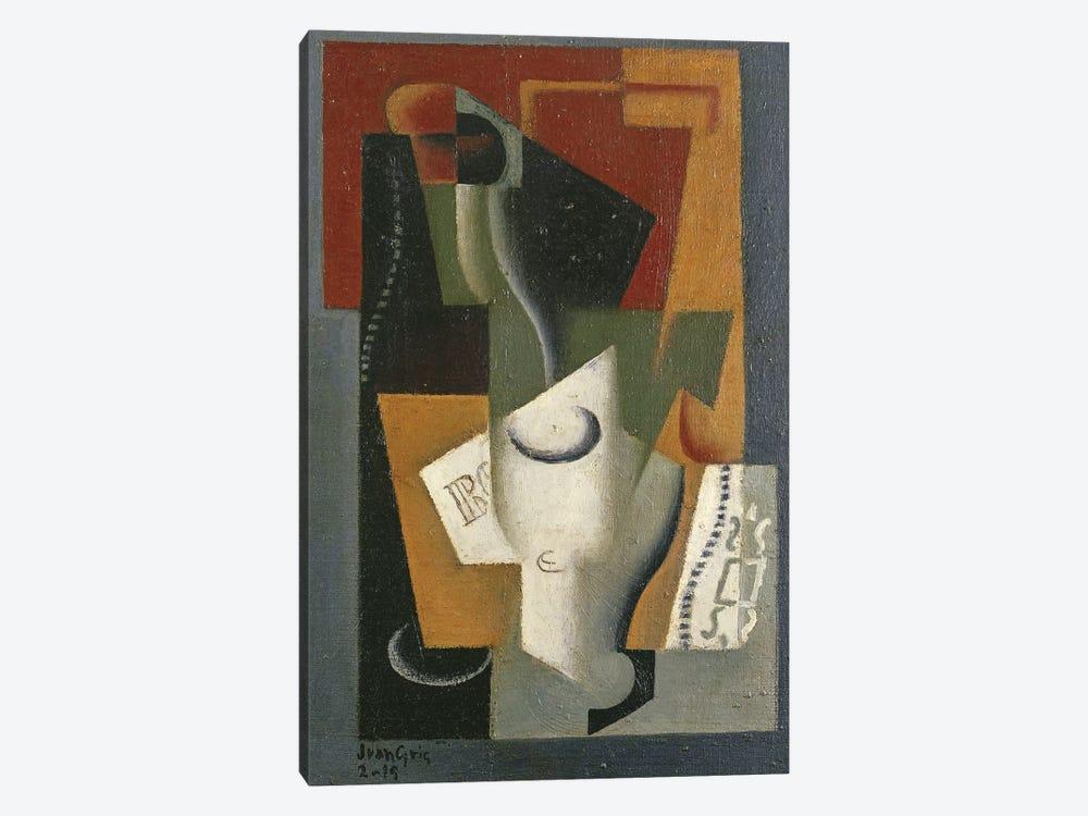 Still Life, 1919  by Juan Gris 1-piece Canvas Art