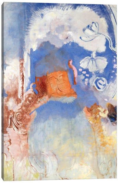 Composition, c.1900  Canvas Art Print