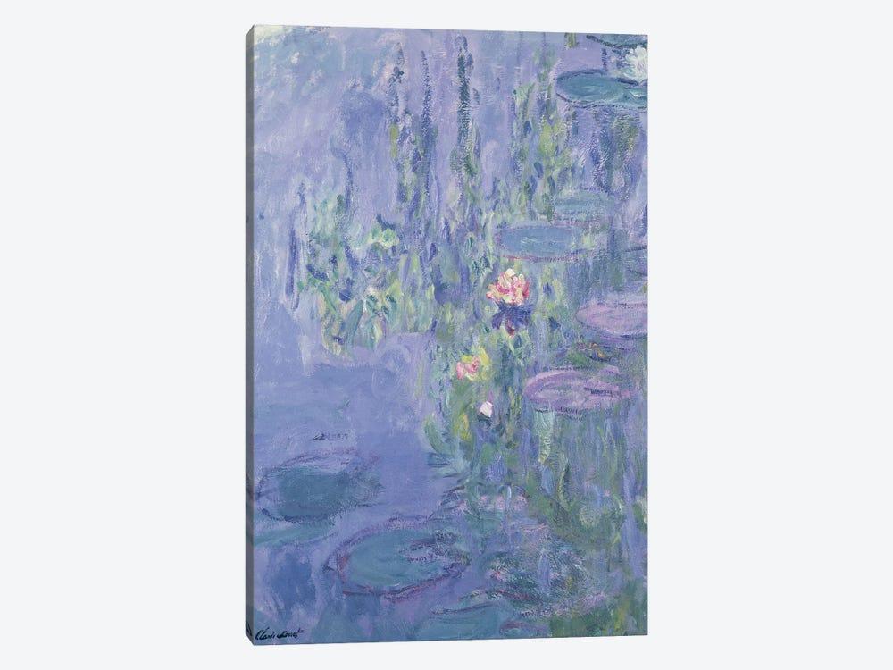 Waterlilies, 1907  by Claude Monet 1-piece Canvas Artwork