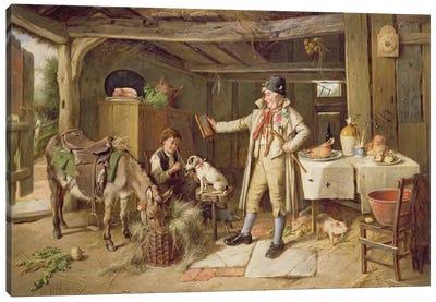 A Fine Attire, 1890  Canvas Art Print