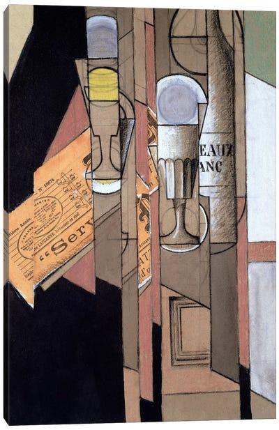 White Bordeaux, 1913  Canvas Print #BMN1707