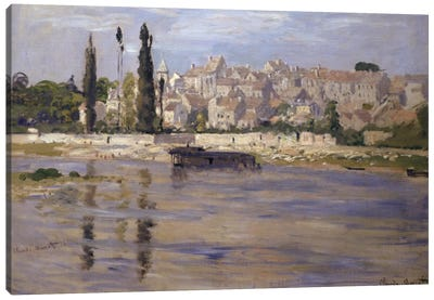 Carrieres-Saint-Denis, 1872  Canvas Print #BMN1714